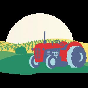 Selbstfahrende Traktoren sind bereits im Test