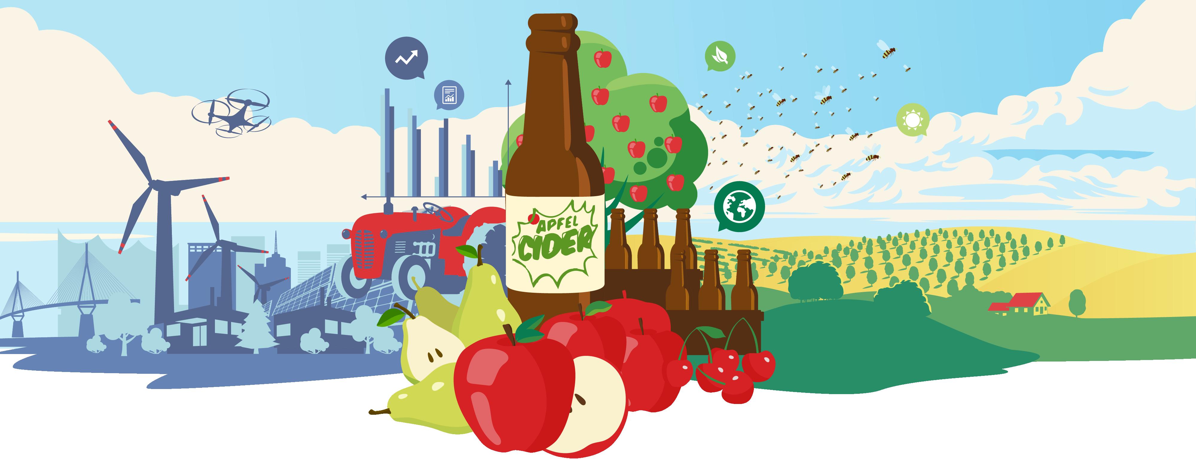 Am 11. Januar ist der Tag des Apfels